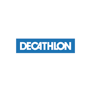 Decathlon Logo Tile