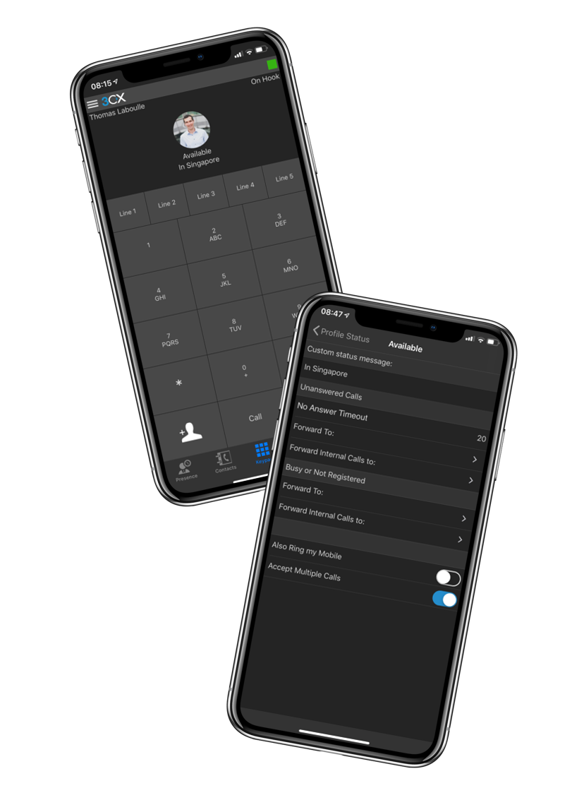 Enhance your mobile productivity with Toku Connect