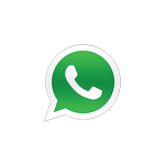 WhatsApp Logo Tile