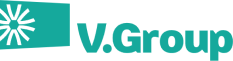 v-group logo