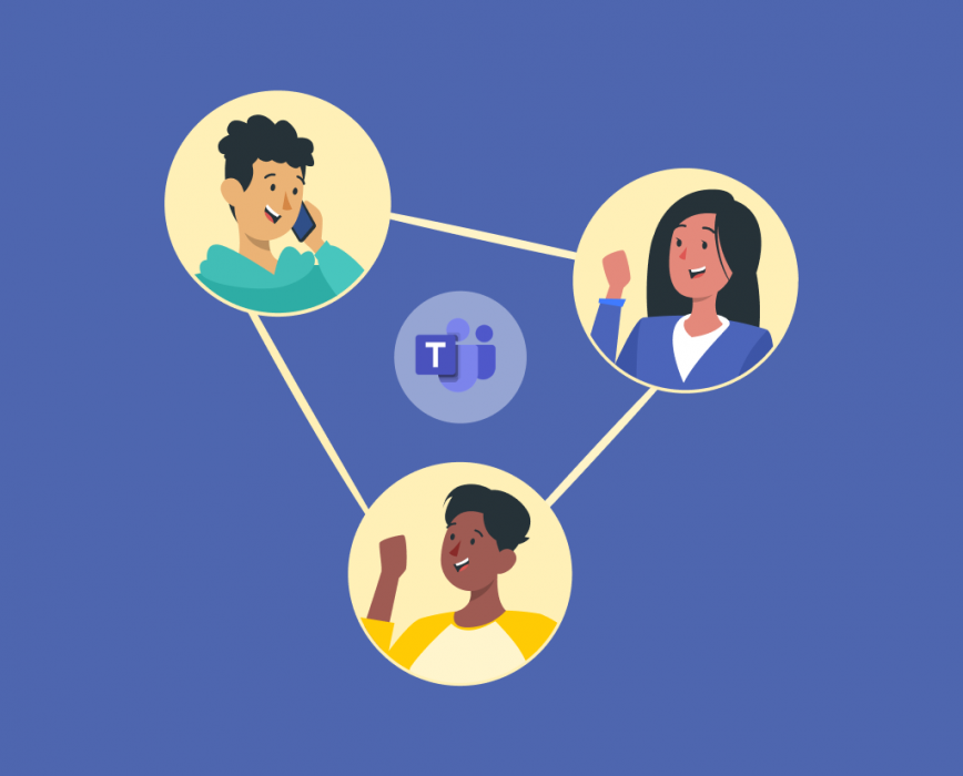 Explore an efficient way to enable telephony within Microsoft Teams